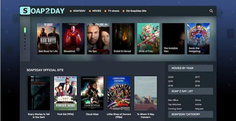 MoviesJoy Alternatives to Watch Movies for Free in 2021