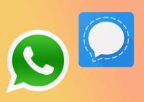 WhatsApp to Signal