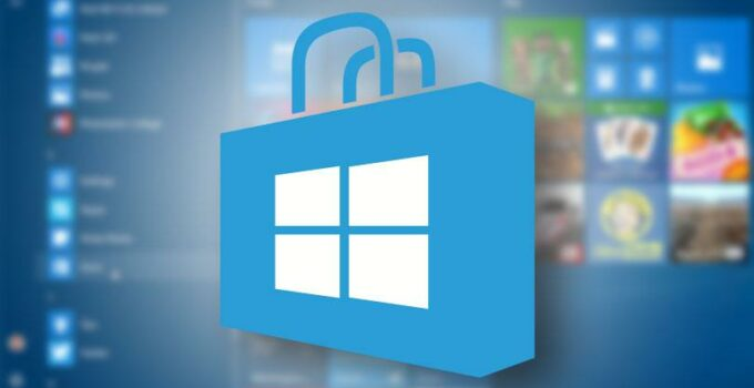 Microsoft Store Error