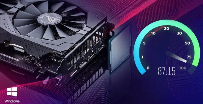 GPU Benchmark Software