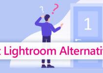 Lightroom Alternatives For Powerful Editing