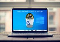 Uninstall Snap Camera in Windows