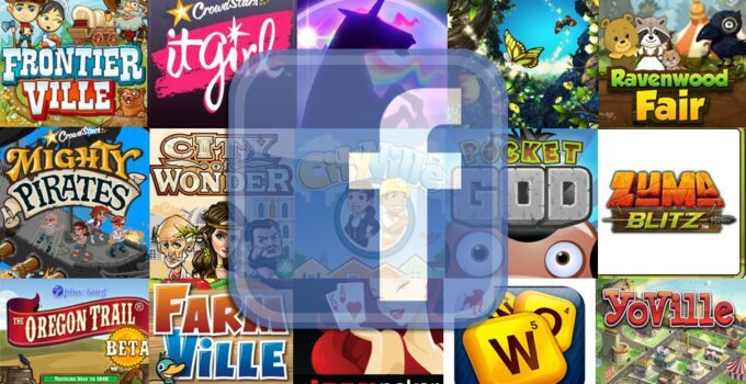Popular Facebook Games