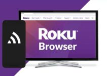 Browser For Roku