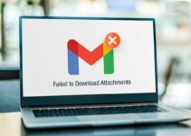 Gmail Failed to Download Attachments